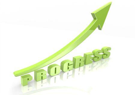 Progress Stock Photo - 15257620