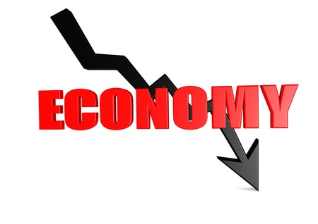 accident rate: Econom�a abajo