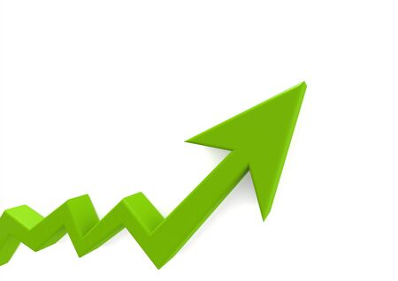 Success graph Stock Photo - 15334725