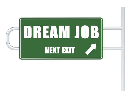 Next exit dream job photo