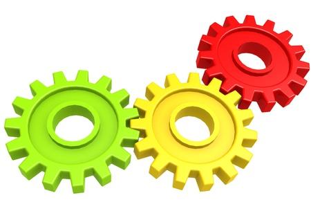 conformity: Gears