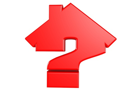 Housing Question Stock Photo - 15800245