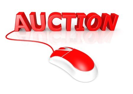 e auction: Online Auction