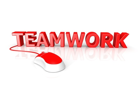 Teamwork  Stock Photo - 15840760