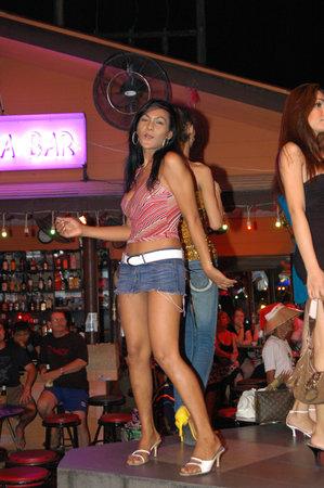 Ladyboy in Phuket