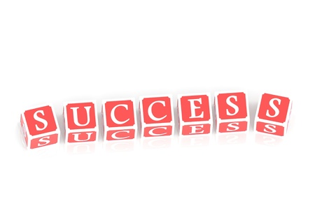 Success buzzword  photo