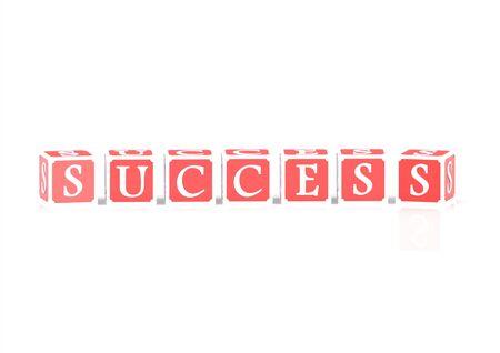 Success buzzword. Stock Photo - 16254862