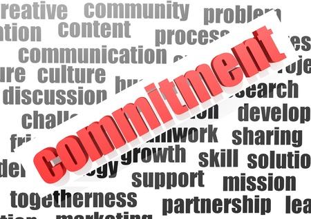guerilla: Commitment concept