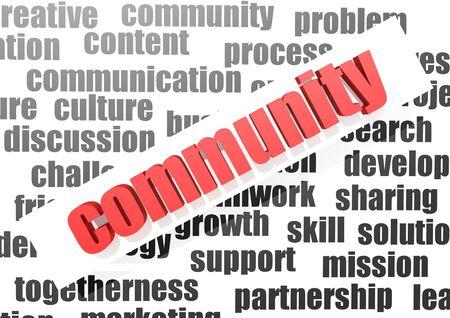 guerilla warfare: Community concept