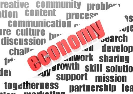 austerity: Economy concept