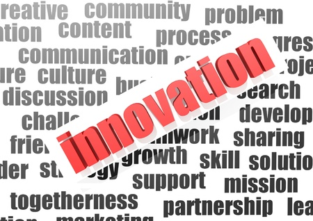 Innovation concept Stock Photo - 16254939