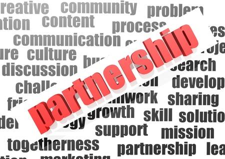 favoritism: Partnership concept