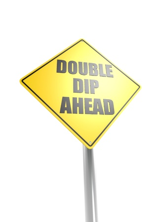 Double Dip Recession photo