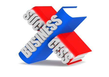 Guideline of success business Stock Photo - 16668291
