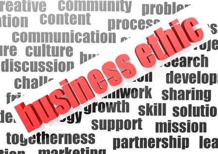 ethic: Business ethic