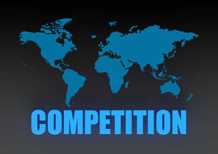 World competition Stock Photo - 16668296