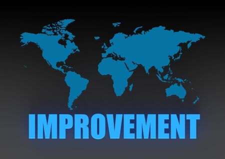World improvement Stock Photo - 16668306