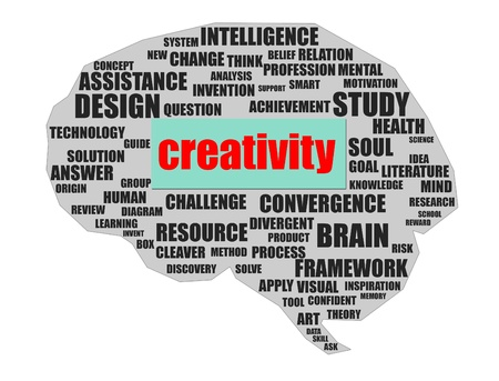 Brain creativity photo