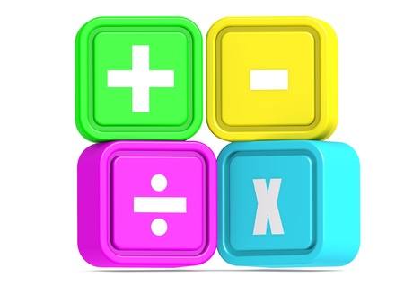 Math sign