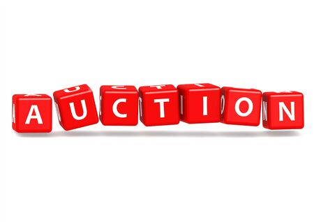 Auction Stock Photo - 17039782