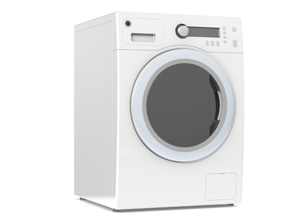 Washing machine Stock Photo - 17462046
