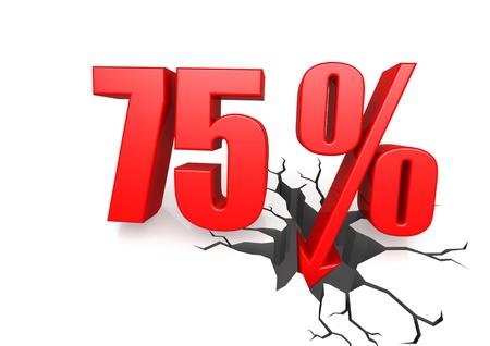 seventy: Settanta cinque per cento verso il basso