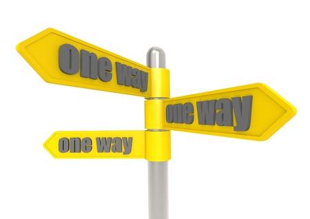 obedecer: Una forma de signo después