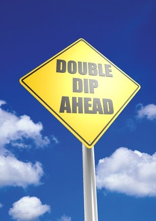 Double dip ahead photo