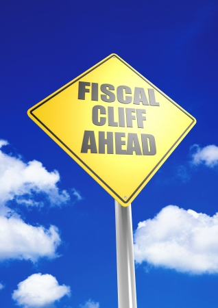 fiscal cliff: Fiscal cliff ahead