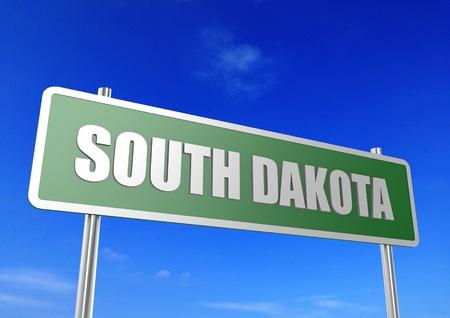 south dakota: Dakota del Sud Archivio Fotografico