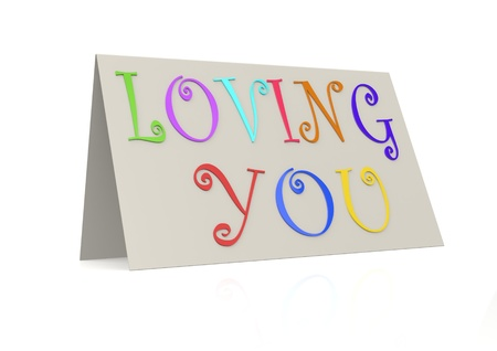 beau: Loving you with folded paper