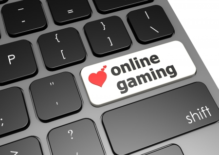 Online gaming photo