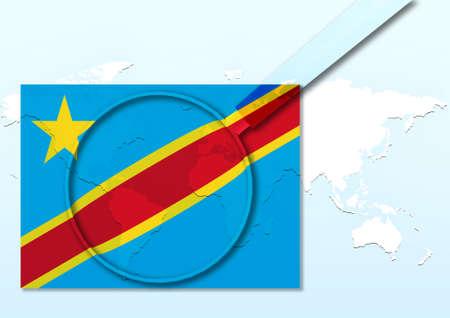 democratic: Democratic Republic of the Congo, Stock Photo
