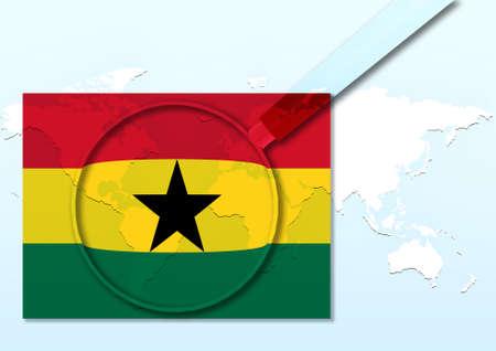 ghana: Ghana Stock Photo