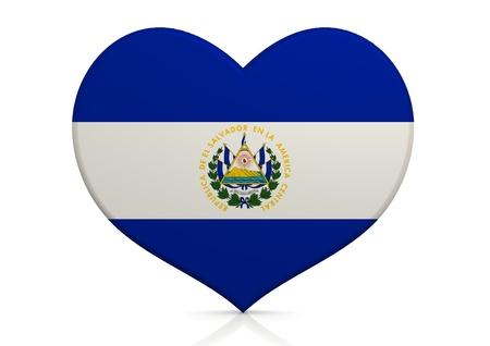 el salvador flag: El Salvador