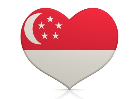 national colors: Singapore