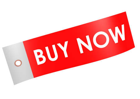 ollection: Buy now label Stock Photo