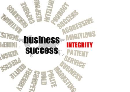 correctness: Integrity Stock Photo