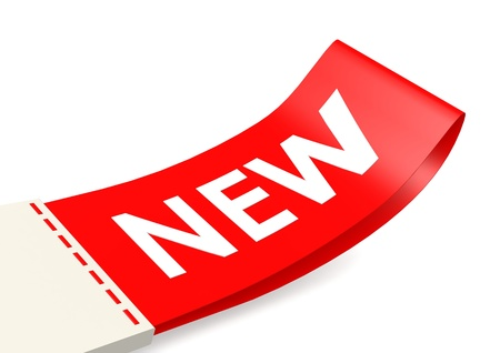 new arrival: New flag
