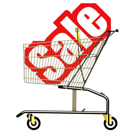 shoppingtrolley: Sale trolley copy