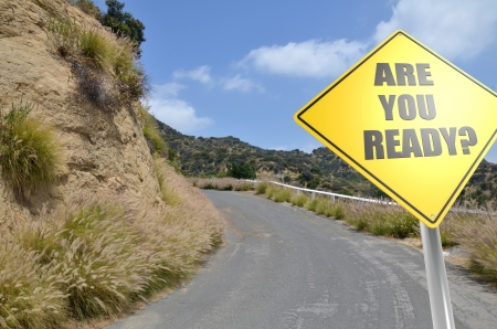 be prepared: Are you ready with road