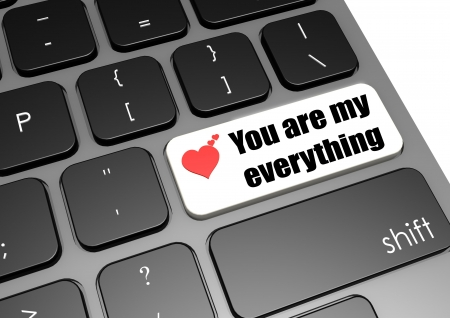 You are my everything photo