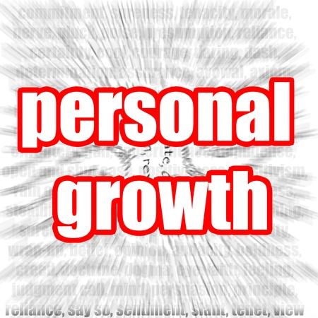 persoonlijke groei: Persoonlijke Groei