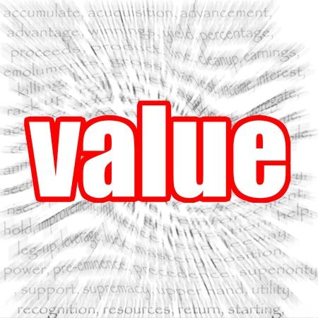 value system: Value