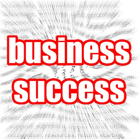 Business success Stock Photo - 19837666