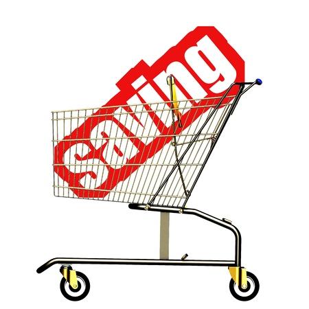 pushcart: Saving cart