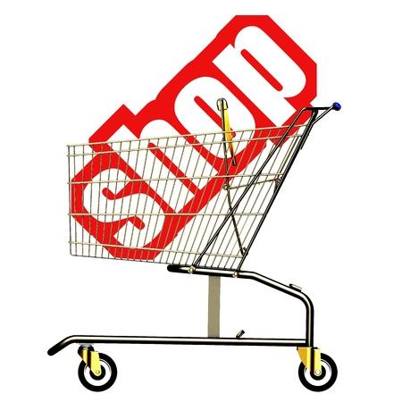 pushcart: Shop cart