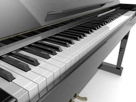 피아노 키 스톡 콘텐츠