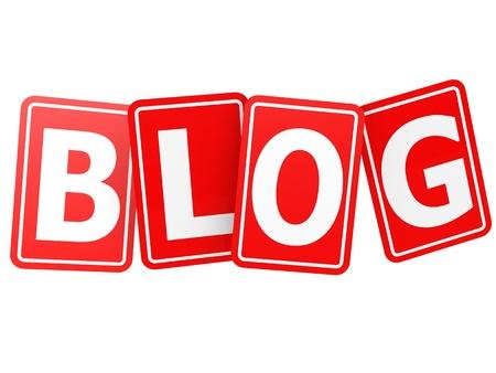 weblogs: Blog card word