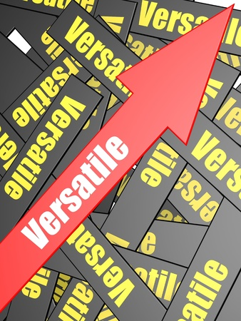 versatile: Versatile arrow bar
